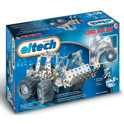 """EITECH metāla konstruktors """"Mežistrādes mašīna"""""""
