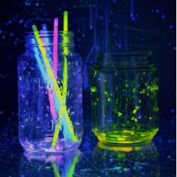 NOCENOTS! Glow sticks - gaismas kociņi (100 gab.)