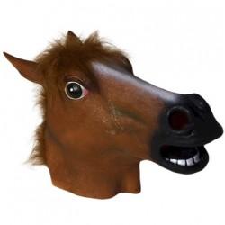 Maska - zirga galva