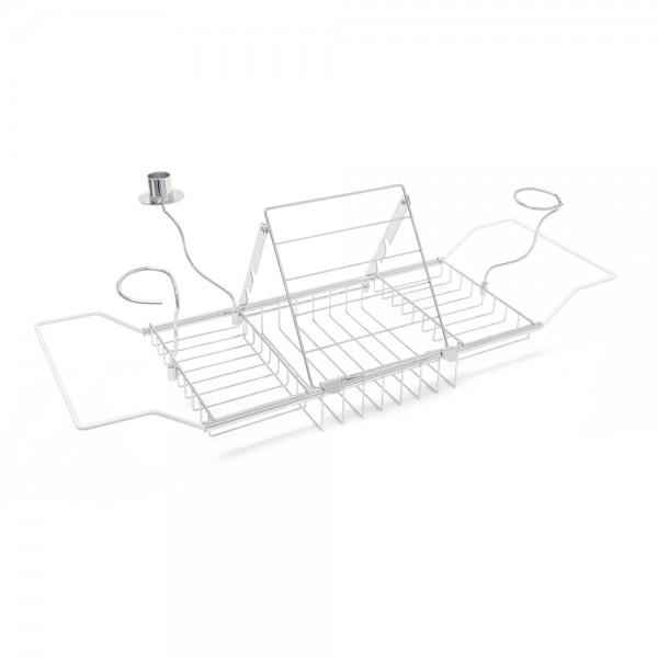 Grāmatmīļa vannas galdiņš
