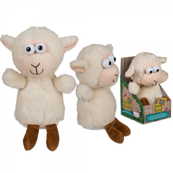 Runājošā aitiņa - ieraksta un atkārto