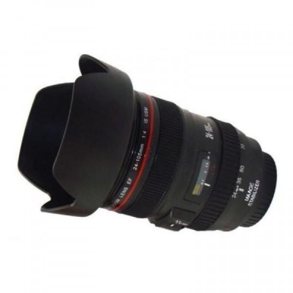 Krūze - foto objektīvs EF 24-105mm, plastmasas