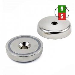 Neodīma magnēts ar caurumu 32mm N35 30kg