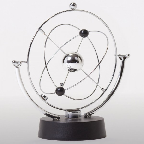 Orbitālais svārsts ar magnētu