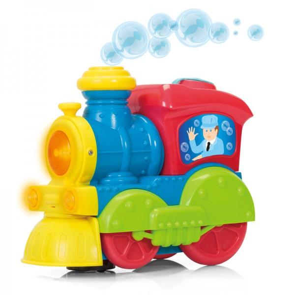 Burbuļu vilciens