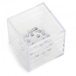 Prāta spēle - Bumbiņu piramīda