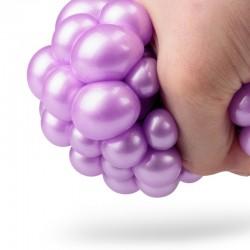 Pumpainā antistresa bumba - perlamutrs