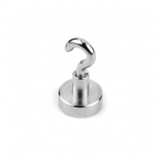 Neodīma magnēts ar āķi 13mm N38