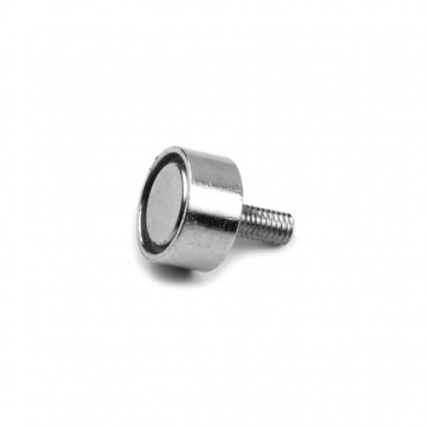 Neodīma magnēts ar vītni 10x5mm N42 2.5kg