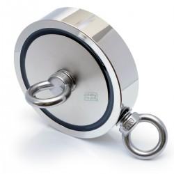Neodīma meklēšanas magnēts 136x34mm 2x600kg