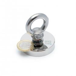 Neodīma meklēšanas magnēts 48x10mm 70kg