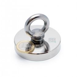 Neodīma meklēšanas magnēts 60x12mm 140kg