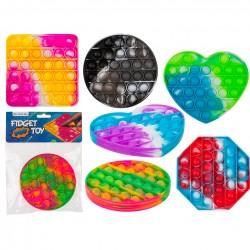 Pop it Toy Premium - Antistresa burbuļu spēle