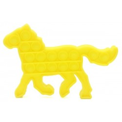 Pop it - Antistresa burbuļu spēle Zirgs