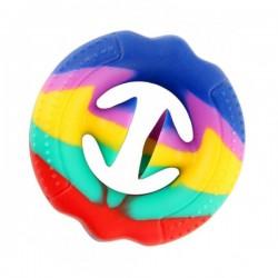 Pop it Snapper Paukšķinātājs varavīksne