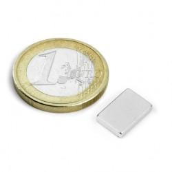Neodīma magnēts 12x8x2mm N50