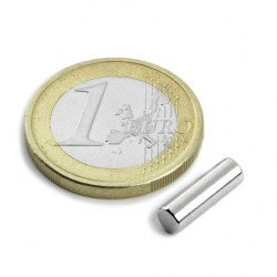 Neodīma magnēts 4x13mm N42 0.66kg