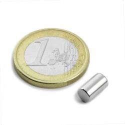 Neodīma magnēts 5x8mm N45 1.1kg
