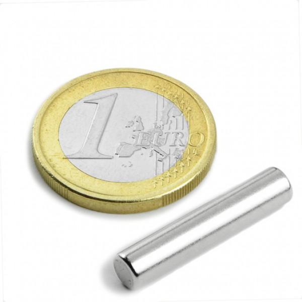 Neodīma magnēts 5x25mm N45