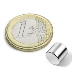 Neodīma magnēts 8x8mm N45 2.5kg