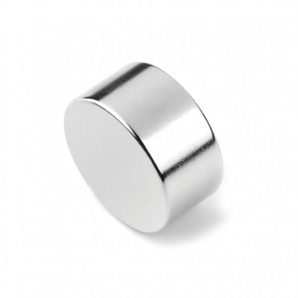Neodīma magnēts 20x10mm N42