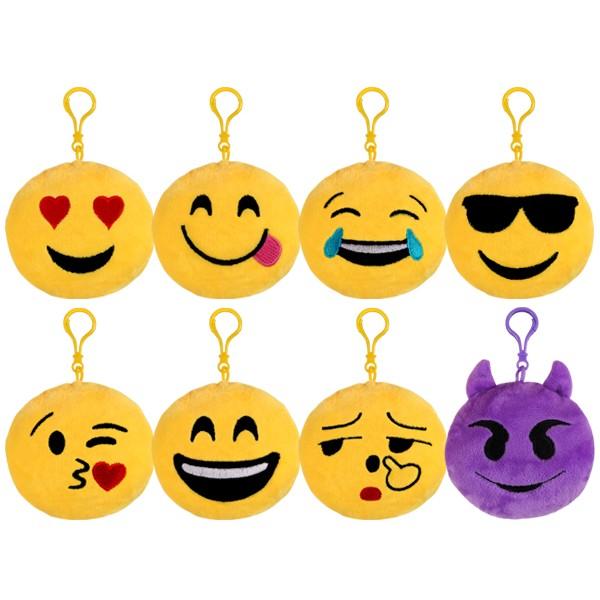Piekariņš - Emoji smaidiņš, 7cm