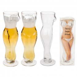Seksīgā alus glāze 0.5l