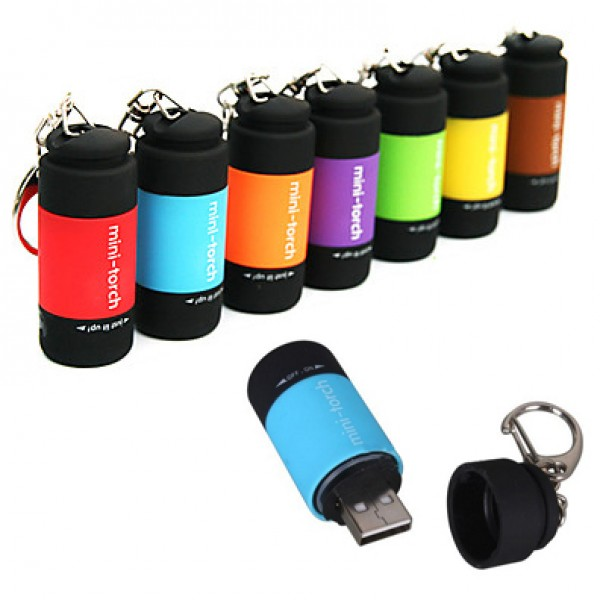 LED USB lukturis - piekariņš