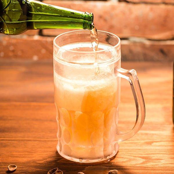 Dzesējošais alus kauss 400ml