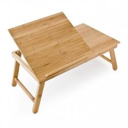 Bambusa datora galdiņš gultai