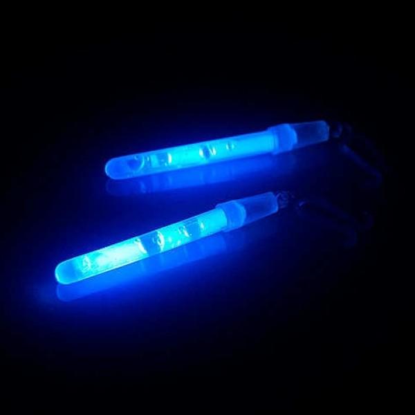 """Auskari """"Glow sticks"""", tumsā spīdoši"""