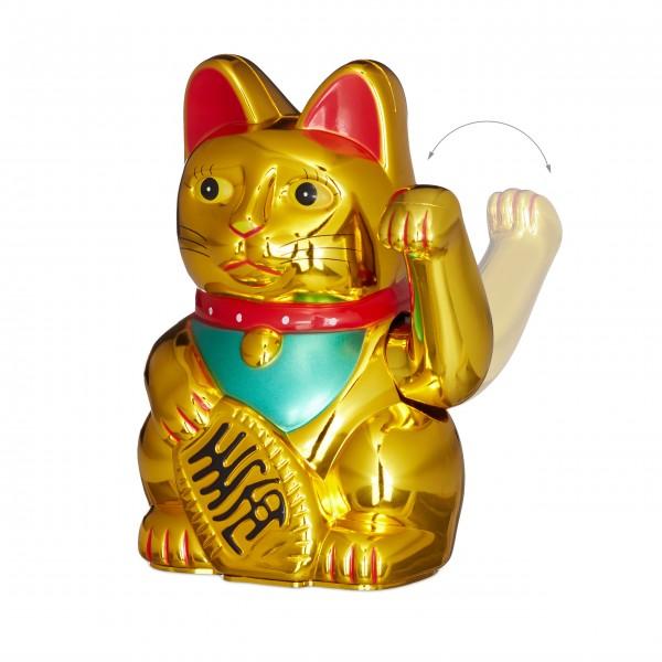 Zelta laimes kaķis