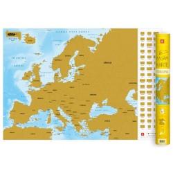 "Ceļotāja kasāmkarte ""Eiropa"""