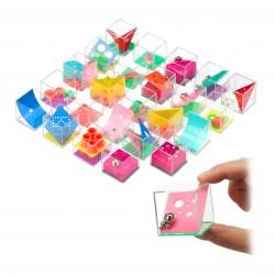 Prāta spēle Mini kubs - komplekts 24 gab.