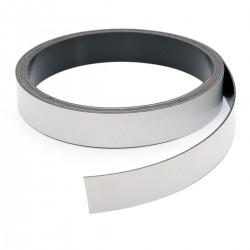 Magnētiskā lente 20x1mm, pašlīmējoša 1m