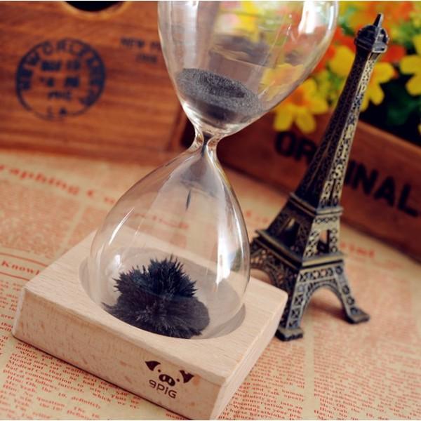 Magnētiskais smilšu pulkstenis