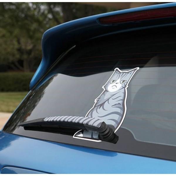 """Auto uzlīme """"Kaķis"""""""