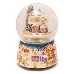 Muzikālā sniega bumba - Ziemas pasaka